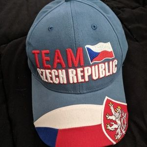 Cute Czech republic hat